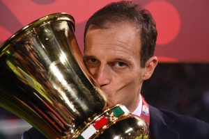Juventus must win Serie A on Sunday: Massimiliano Allegri