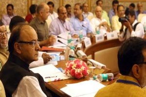 14th GST council meet starts in Srinagar