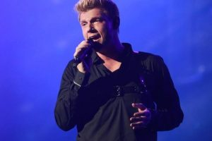 Nick Carter 'heartbroken' over father's death