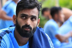 Indian footballer CK Vineeth sacked from AG's office