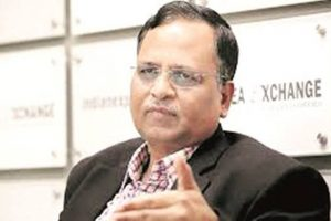 CBI questions Delhi minister Jain for a second day