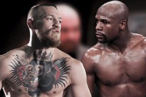 Conor McGregor agrees to superfight with Floyd Mayweather