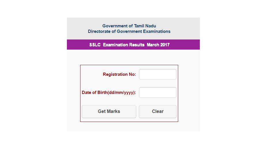 Tamil Nadu Board Class 10th results 2017, TN SSLC results 2017 available online at www.tnresults.nic.in, www.dge.tn.nic.in | Check now