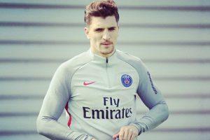 PSG full-back Thomas Meunier undergoes ankle surgery