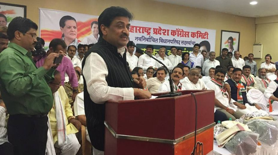 Devendra Fadnavis, Bhima-Koregaon incident, Congress party, Ashok Chavan