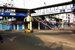 Strike paralyses border trade, affects normal life in Manipur