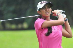 Aditi Ashok drops late bogeys to finish with score of 70 at LPGA
