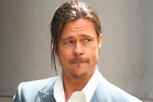 Brad Pitt 'in shock' over Grey, Cornell's deaths