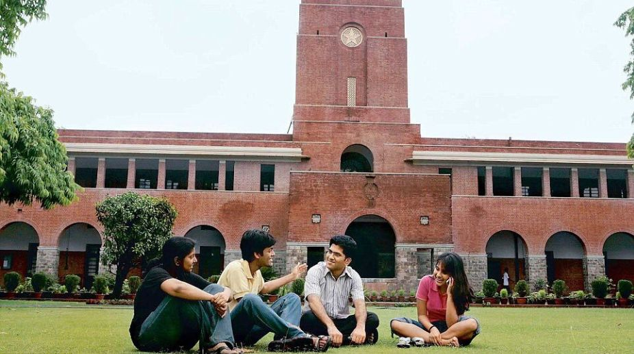 Delhi University, Education, Admissions 2018