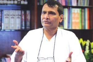 Prabhu announces ex-gratia for train accident victims