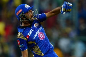 Mumbai Indians thrash KKR by six wickets to reach final