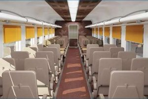 Tejas Express to start from May 22 | Know about special offers, facilities, fare and more