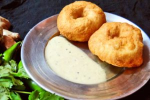 Weekend Delight: How to make traditional Sambar Vada
