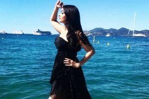 Aishwarya Rai goes classic in black at Cannes