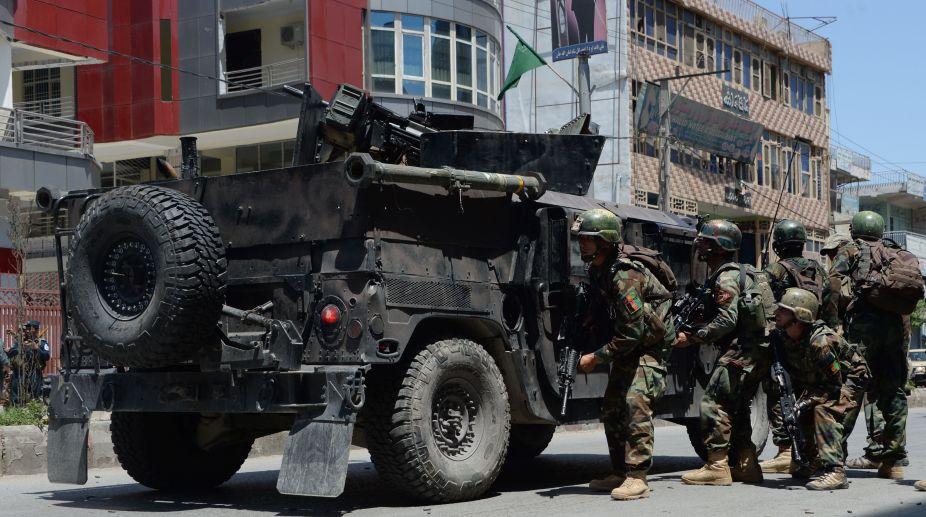 Afghanistan, security forces, Taliban, militants killed, Afghan Soldiers