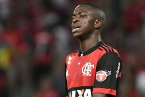 Latest Brazilian wonderkid Vinicius Jr set to join Real Madrid