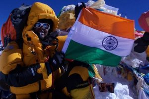 Haryana police woman scales Mount Everest from Chinese side