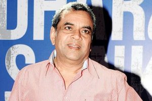 Paresh Rawal has no regret about his tweet on Arundhati Roy