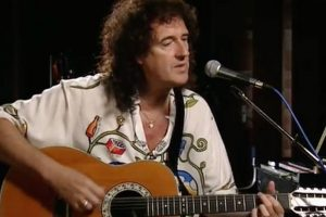 I feel like I'm in a much better place: Brian May