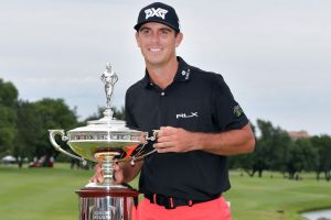 Billy Horschel outduels Jason Day to win Byron Nelson in playoff