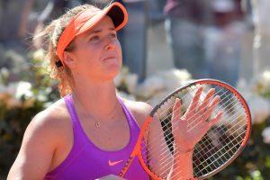 Ukraine's Elina Svitolina in women's top 10 tennis rankings
