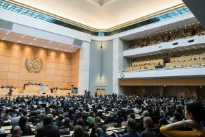 WorldHealthAssembly kicks off in Geneva
