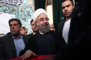 Rouhani reaffirmed