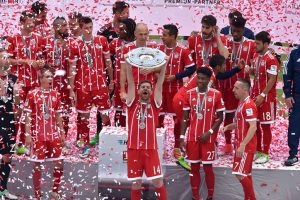 Bayern Munich ready to break the bank this year