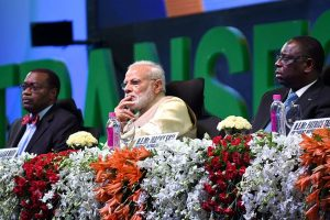 India proud of its education, technical ties with Africa: PM Modi