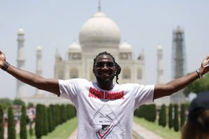 Kenneth Faried loves Taj, food and basketball spirit in India