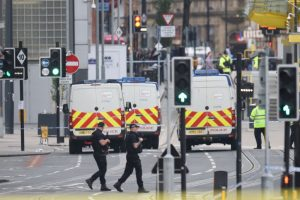 Britain's terror threat level reduced from 'critical' to 'severe'