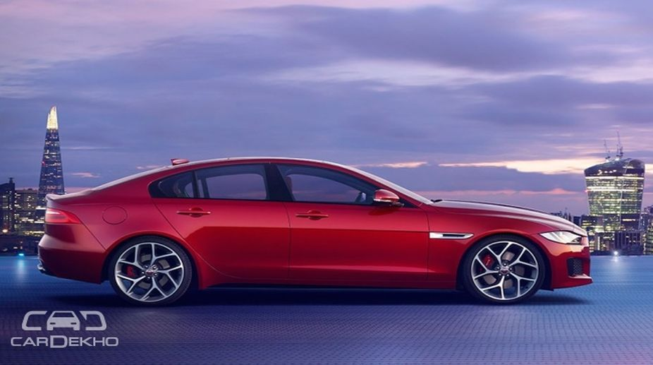 Jaguar XE Diesel launched in India, Delhi ex-showroom starts at Rs.38.25 lakh