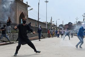 'Kashmiri youths can't be dubbed as stone pelters'