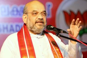 Amit Shah arrives in Maharashtra; to meet Uddhav Thackeray