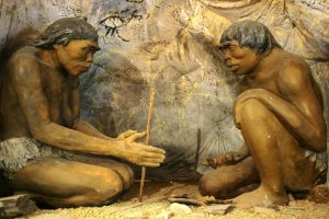 Humans originated in Europe, not Africa