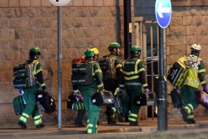 Twitter handle saw Manchester mayhem four hours in advance