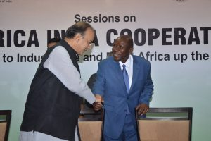 India, African nations will together shape their future: Jaitley
