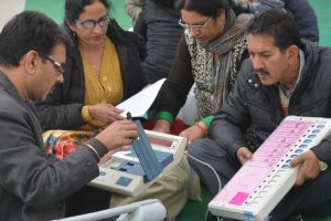 EC invites all recognised parties for EVM challenge
