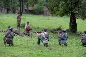 NHRC seeks report over Maoist child soldiers