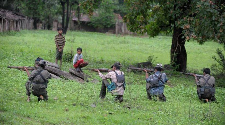 Maoists, Jharkhand, Maoist guerrillas