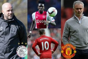 UEL final preview: Exuberant Ajax take on mighty Manchester United