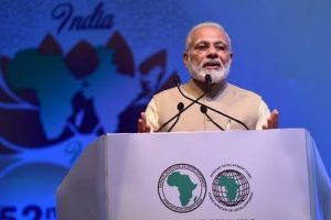 Modi says Africa a top priority, pitches for Asia-Africa growth corridor