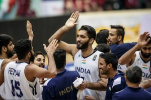 India thump Nepal 90-44 in South Asian basketball