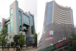 Sensex recovers 123 pts on global cues, F&O expiry