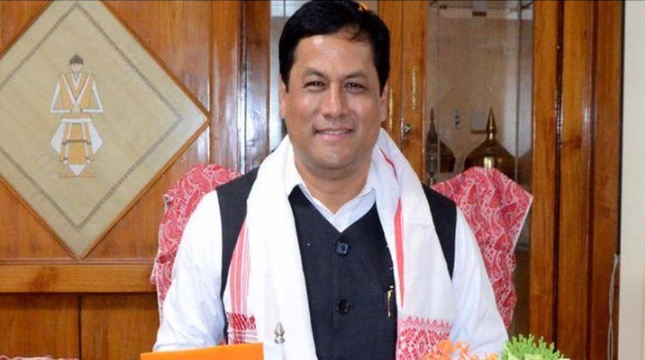 Assam Chief Minister Sarbananda Sonowal (PHOTO: Twitter)