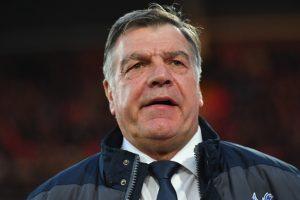 Coach Allardyce denies leaving Everton at season-end