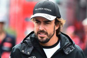 Fernando Alonso chasing his dreams at Indy 500