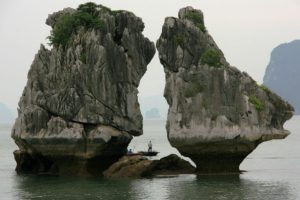 X-rays help solve mystery of floating rocks