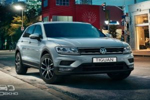 Volkswagen Tiguan launched at Rs.27.98 lakh