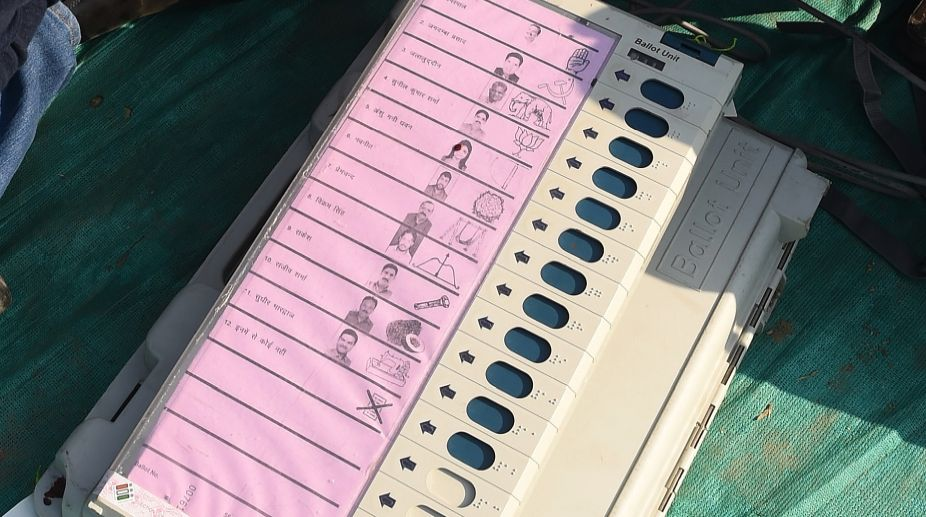 New 'tamper-detect' EVMs to be used in 2019 polls: EC - The Statesman